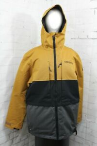 686 Smarty 3-in-1 Form Snow Jacket, Mens Large, Golden Brown Colorblock New 2022