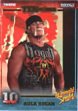 TNA Hulk Hogan Immortal #111 2012 TENacious Short Print Insert Card SN 27 of 100