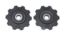 BBB RollerBoys Jockey Wheels Gear Pulleys 10T Black - BDP-01