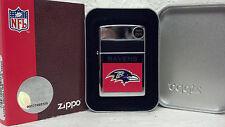 Zippo, Lighter, Nfl, Ravens, Model# 22655