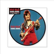 Rebel Rebel [Single] by David Bowie (Vinyl, Mar-2014, Rhino (Label))