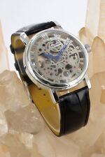 orologio jay baxter - automatico skeleton f 8152  bracciale pelle