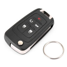 Uncut Remote Control Key Fob OHT01060512 for Chevrolet Equinox 2010-2017
