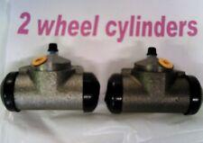Both front wheel Cylinders for Oldsmobile 442 Cutlass Vista Cruiser 1965 - 1967