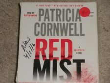 Red Mist - CD (Unabridged) By Patricia Cornwell