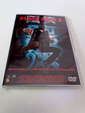 "DVD ""BLACK MASK 2"" COMO NUEVO TSUI HARK TOBIN BELL JON POLITO TERESA MARIA HERRE"