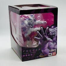 Frieza Final Form Dragon Ball Z Figure Bandai Tamashii Nations Zero Damaged Box
