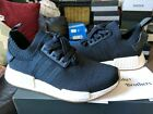 Adidas NMD R1 PK Primeknit Runner Nomad Boost Gum Pack Core Black Bottom BY1887