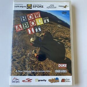 How About It - Mountain Biking (DVD) ALL Regions - NEW & SEALED