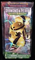 Pokemon Diamond Pearl Secret Wonders Powerhouse Theme Starter Deck SEALED!