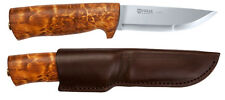 HELLE Eggen Norway Laminated steel knife with sheath FREE WORLDWIDE SHIPPING
