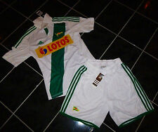 ADIDAS Maillot avec pantalon taille S NEUF, LECHIA GDANSK flocage possible