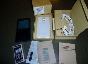 Samsung Galaxy S5 SM-G900R4 UD- 16GB - Shimmery White (US Cellular)