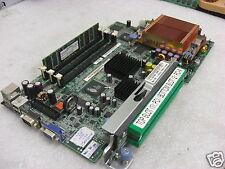 Dell 0w1373 w1373 motherboard w/ sl6pe cpu & 02w506 riser & hys72d32500gr-7-b