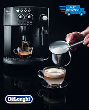 NEW DE'LONGHI ESAM4000.B MAGNIFICA BEAN TO CUP COFFEE MACHINE, 15 BAR - BLACK