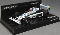 Minichamps Williams Ford FW06 Clay Regazzoni 1979 410790028 1/43 NEW Ltd Ed 340