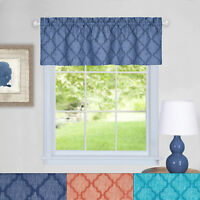 "Colby Kitchen Window 14"" Valance Curtain"