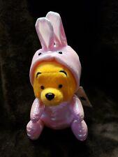 Winnie the Pooh Pink Rabbit costume bean bag plush - Disney JAPAN Store NEW