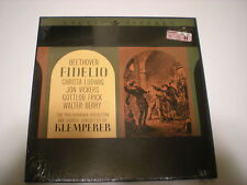 Beethoven Fidelio Philharmonia Orchestra Klemperer Inner Circle Limited Edition