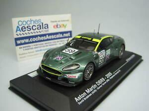 USADO USED REF 125 Ixo Altaya Aston Martin DBR 2005 Le Mans 1/43 cochesaescala