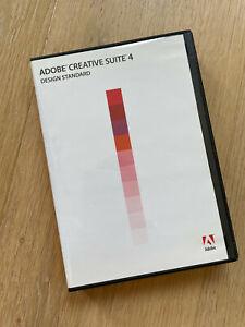 Adobe Creative Suite 4 Design Standard Mac