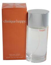 Happy by Clinique for Women 3.4/3.3 oz Perfume Spray NIB Sealed