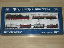 Fleischmann 4891 - Preußischer Güterzug