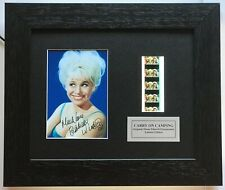 More details for carry on camping barbara windsor signed reproduction filmcell memorabilia