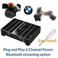 MATCH BMW Plug & Play 6 canali Car Speaker Amplificatore di potenza UPGRADE pp62dsp