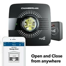 Chamberlain Smart Garage Hub Door Opener Closer MyQ Smart Phone Control Home NEW