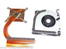 Toshiba Tecra R840 R84SUS2 PT42GU-04Y039N1 CPU Fan + Heatsink P/N G61C00007110