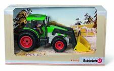 Traktor mit Fahrer - Schleich 42052 - mit Schaufel - Farm Life 42379 - NEU -