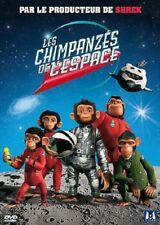 Les Chimpanzés de l'espace DVD NEUF SOUS BLISTER