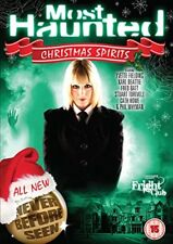 Most Haunted Christmas Spirits [DVD]