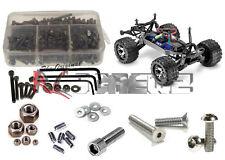 RC Screwz Stainless Steel Screw Kit Traxxas Stampede VXL 4X4 TRA043