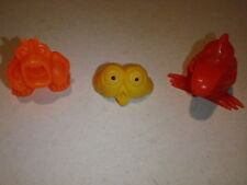 VINTAGE THE REAL GHOSTBUSTERS ECTO 1 GHOST WINSTON EYES PLASM GHOST LOT