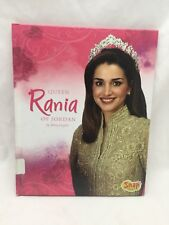 Queens and Princesses: Queen Rania of Jordan by Mary Englar (2008, Reinforced)