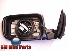 BMW E31 LEFT ELECTRIC HEATABLE MEMORY MIRROR BLACK  51168124665
