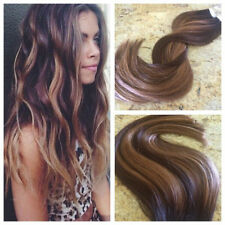 European Remy Tape in Human Hair Extension Ombre Balayage Skin Weft 40pcs/100g
