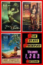 Viktor Kalvachev's BLUE ESTATE PRESERVES Vol 1, 2 & 3 TPBs (Image Softcover) NEW