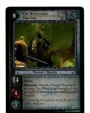 LORD OF THE RINGS LoTR  AE AGES END 19P40 THE WITCH KING, Dark Lord CARD CCG