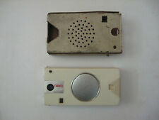 1959 Vtg KOWA RAMERA Camera / Trans Radio Japan White Red Bakelite Model KCT-62