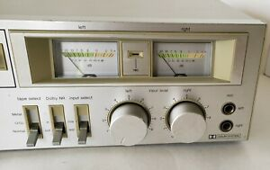 Vintage Technics RS-M205 M-205 Cassette Tape Deck Made in Japan Tested
