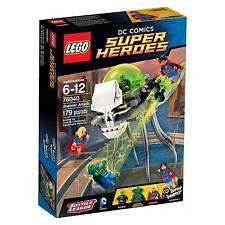 LEGO BRAINIAC ATTACK new sealed set 76040 DC Super Heroes Superman Supergirl