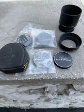 Asahi Pentax shades front covers lens and rear to each