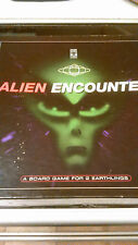 LAGOON GAMES ALIEN ENCOUNTER A BOARD GAME FOR 2 EARTHLINGS . GAME IS COMPLETE