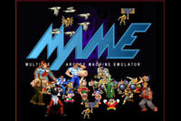 MAME Arcade Collection on 32GIG USB Drive (6,000 titles)
