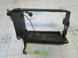 Vintage 81 Kawasaki Intruder 440 F/C Snowmobile Battery Box Tray