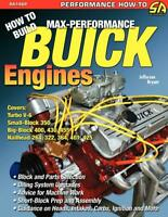 How to Build Max-Performance Buick Engines Book~Nailhead-350-400-430-455~NEW