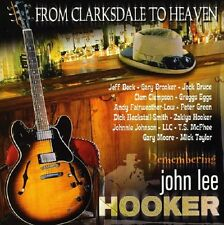 From Clarksdale to Heaven: Remembering John Lee Hooker by Various Artists...